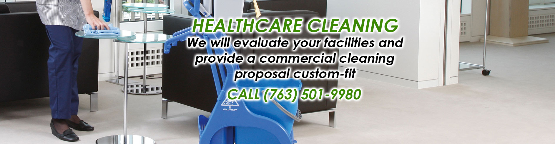 Commercial Cleaning Services Twin Cities Janitorial