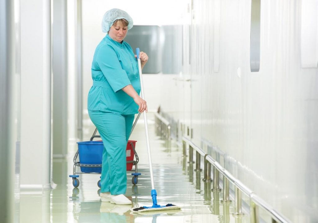 Healthcare Cleaning