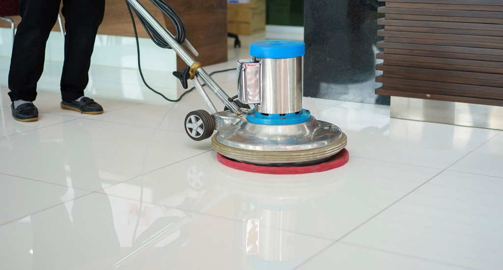 Nice Commercial Floor Cleaning Services Include: